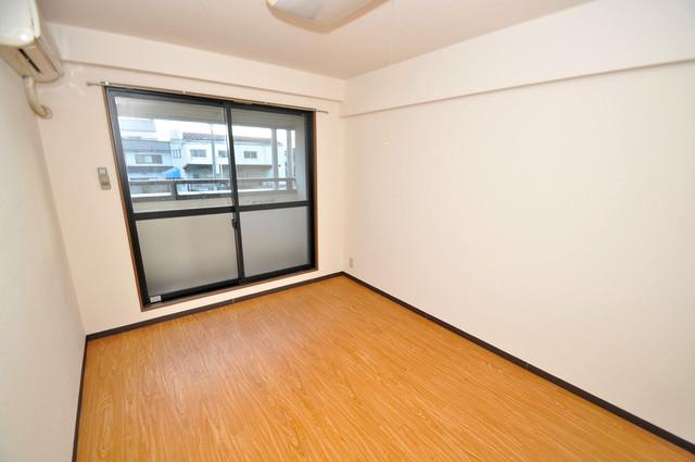 サンライズヒルズ 明るいお部屋はゆったりとしていて、心地よい空間です