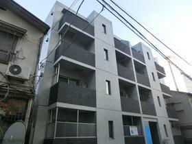 グリーニエ西新宿参番館の外観