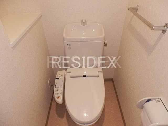 レジディア神田東トイレ