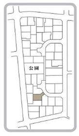 下目黒5丁目戸建案内図