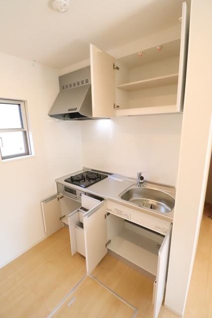 プラシード鎌倉キッチン