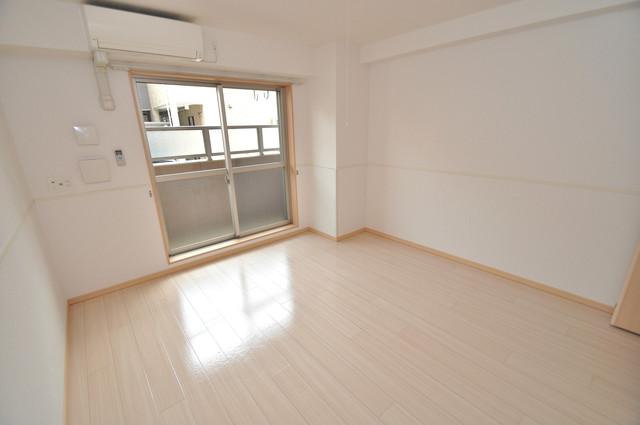 巽北ロイヤルマンション 広めのリビングはゆったりくつろげる癒しの空間です。