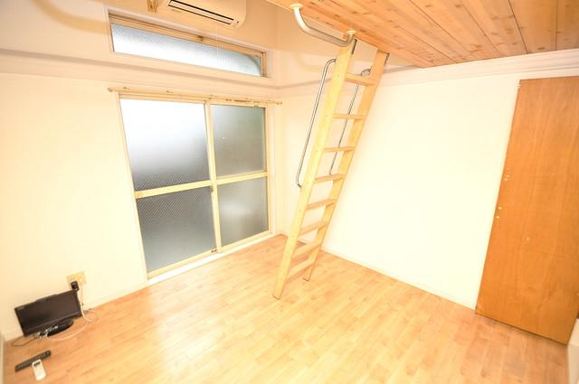 レオパレス布施  明るいお部屋は風通しも良く、心地よい気分になります。