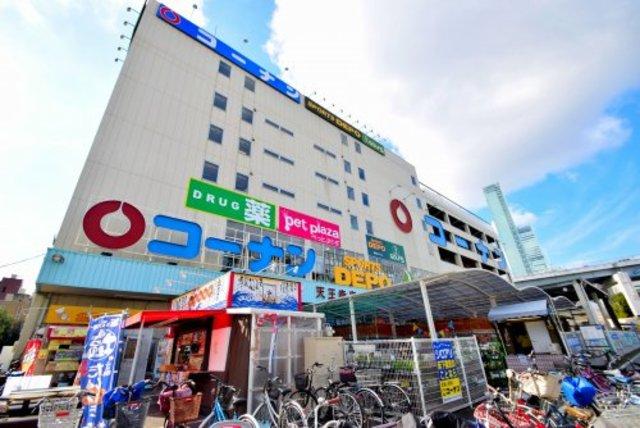 ホームセンターコーナン天王寺店