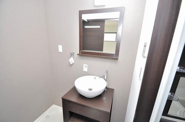 Realize長瀬 可愛いいサイズの洗面台ですが、機能性はすごいんですよ。