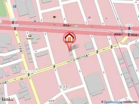 ヴァンクール岩本町案内図
