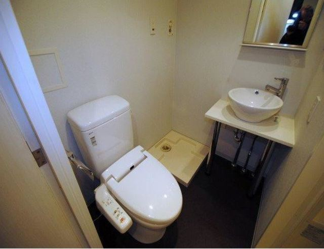 ライズコート東京イーストトイレ