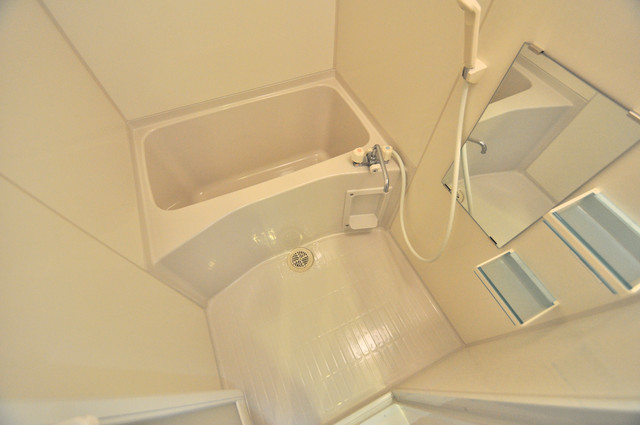 M'プラザ布施弐番館 一日の疲れを洗い流す大切な空間。ゆったりくつろいでください。