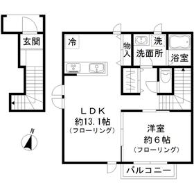 (仮称)田園調布1丁目計画 C号室