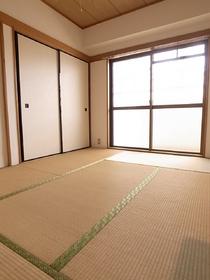 入居前にタタミは替えます。日焼けしちゃうから。
