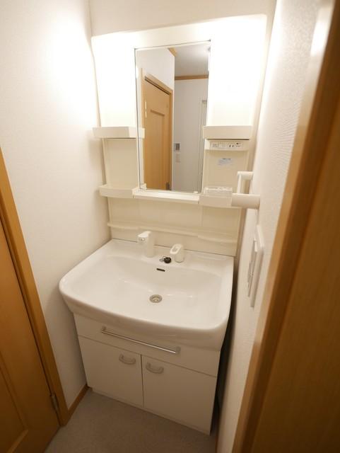 マロンハイム壱番館洗面所