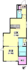 メゾンZSK 101号室