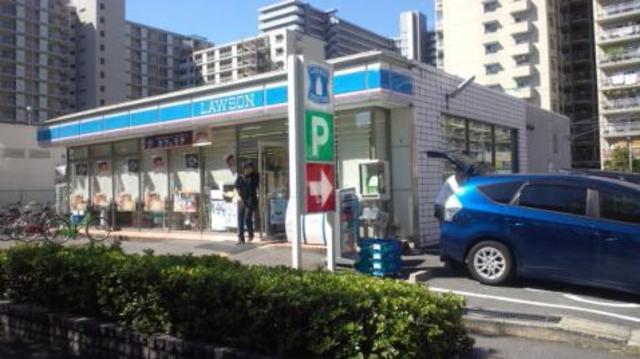 ローソン西岩田店