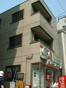 アーバン西早稲田の外観画像