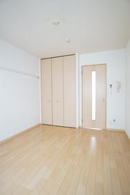 パピヨン南大井 203号室