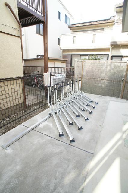 川崎駅 バス6分「大島五丁目」徒歩3分共用設備