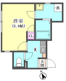 仮)大田区東矢口3丁目1410新築アパート 103号室