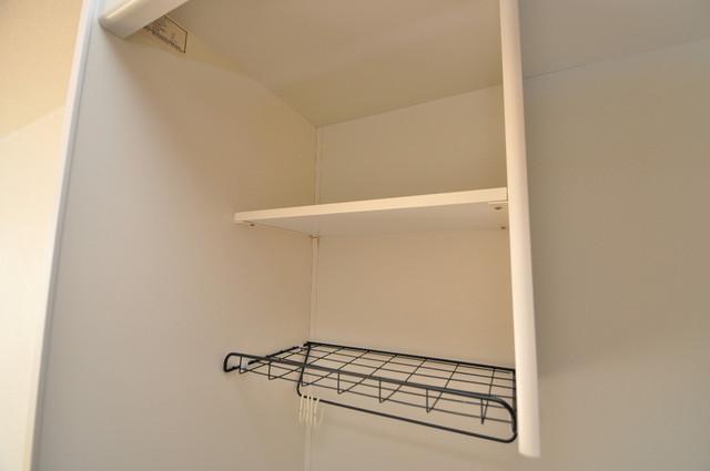 ハイツせせらぎ コンパクトながら収納スペースもちゃんとありますよ。