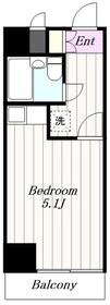 海老名駅 徒歩34分8階Fの間取り画像