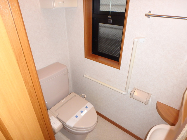 安藤邸トイレ