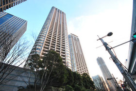 汐留駅 徒歩2分の外観画像