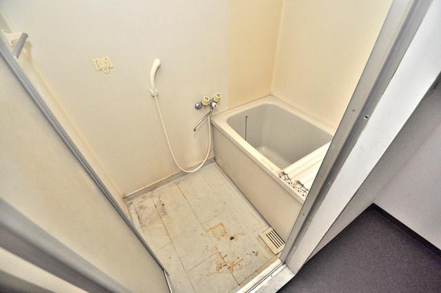 ヴェルドミール舎利寺 機能的なバスルームはトイレと別々なので、広々としていますよ。