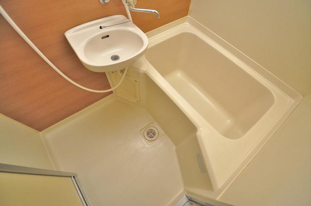 レガーレ布施 一日の疲れを洗い流す大切な空間。ゆったりくつろいでください。