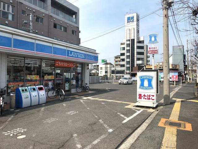 ローソン岸和田土生町2丁目店