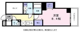 相模大塚駅 徒歩26分1階Fの間取り画像