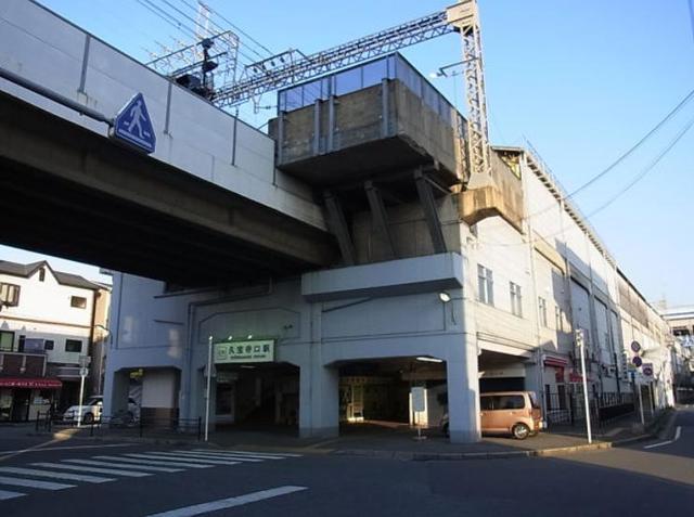 久宝寺口駅(近鉄 大阪線)