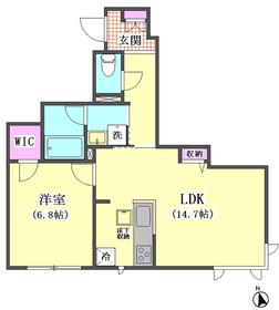 ラルゴ大田中央 102号室