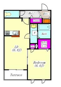 ソフィアK2 102号室