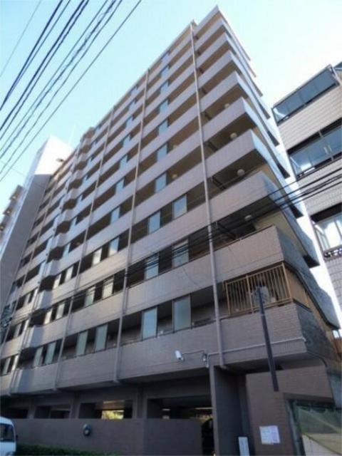 メゾンカルム横浜の外観画像