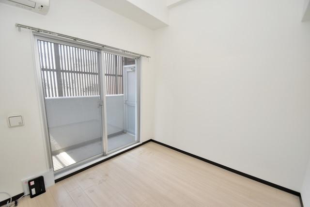 U-ro北巽 朝には心地よい光が差し込む、このお部屋でお休みください。