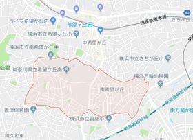 Hilltop横浜案内図