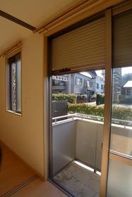 グリーンコート多摩川 101号室