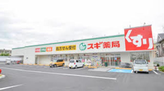 スギ薬局松原南新町店