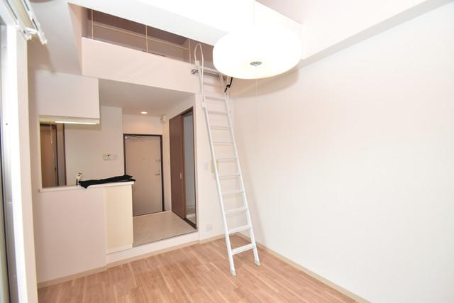 セレブコート近大前 明るいお部屋はゆったりとしていて、心地よい空間です