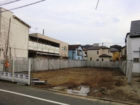 (仮)D-room新蒲田の外観画像