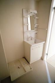 シャンプードレッサー/室内洗濯機置き場