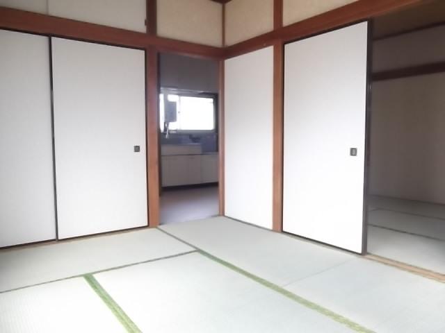 高田駅 徒歩7分居室
