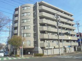 ライオンズマンション横浜蒔田の外観画像