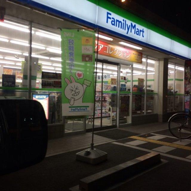 ファミリーマート泉佐野樫井川北店