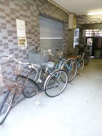 スカイコート荻窪第5駐車場