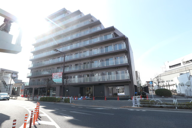 N-stage Kamikitadaiの外観画像