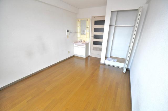 ブルーメンハウス シンプルな単身さん向きのマンションです。