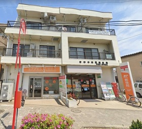 中河原郵便局ビルの外観画像