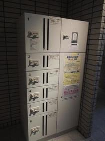 清澄白河駅 徒歩17分共用設備