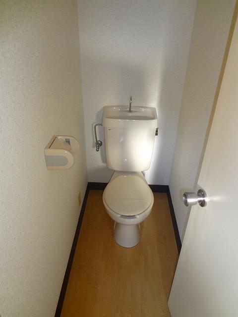 ツインハイツBトイレ