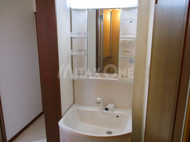 ピアコートソシア洗面所